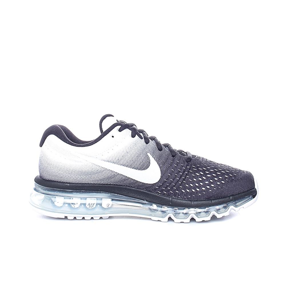 NIKE – Ανδρικά παπούτσια για τρέξιμο Nike AIR MAX 2017 μαύρα – λευκά