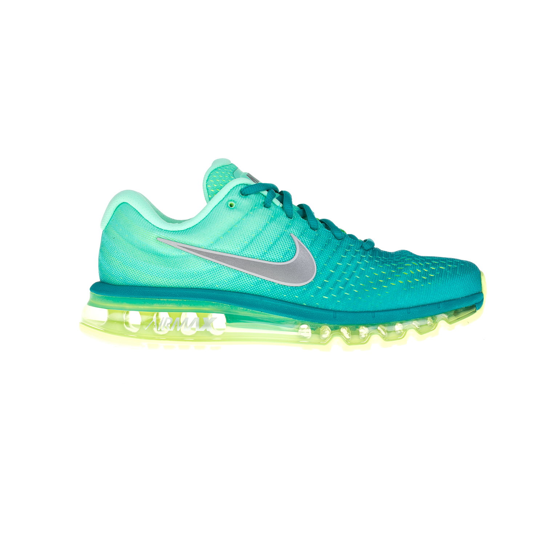 f057f414e8a NIKE – Γυναικεία παπούτσια NIKE AIR MAX 2017 πράσινα