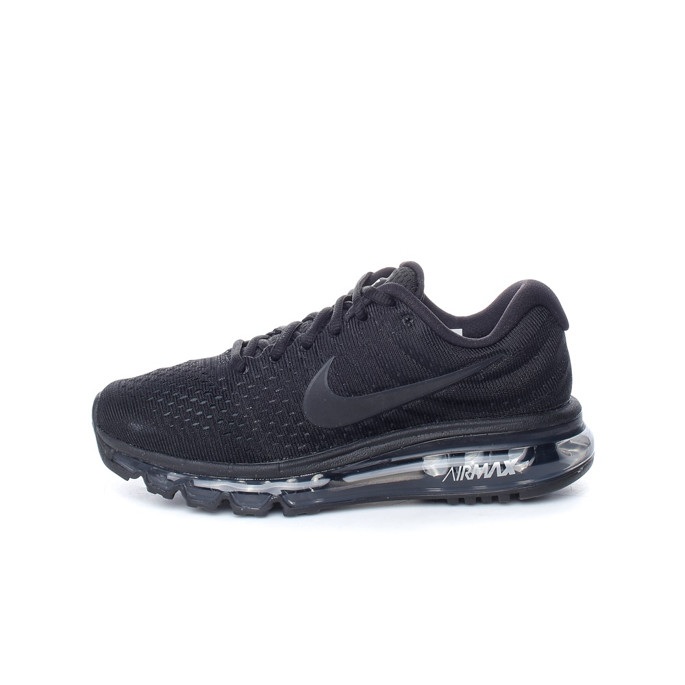 b3b099e9dda -37% Factory Outlet NIKE – Γυναικεία Nike Air Max 2017 Running Shoe μαύρα
