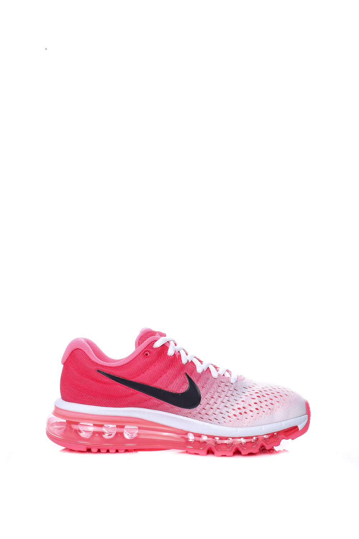 8e131ead3f1 NIKE – Γυναικεία παπούτσια για τρέξιμο Nike AIR MAX 2017 κόκκινα – λευκά