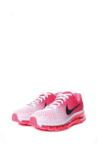best service 3235f b3ea0 Γυναικεία παπούτσια για τρέξιμο Nike AIR MAX 2017 κόκκινα - λευκά