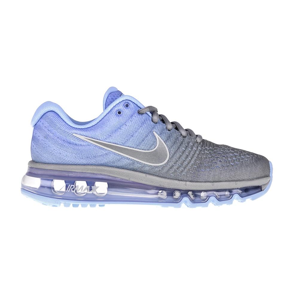 NIKE – Γυναικεία αθλητικά παπούτσια NIKE AIR MAX 2017 μπλε-γκρι.  Factoryoutlet 2e932264df0