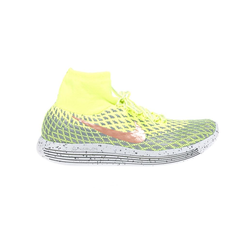 NIKE – Ανδρικά παπούτσια NIKE LUNAREPIC FLYKNIT SHIELD κίτρινα