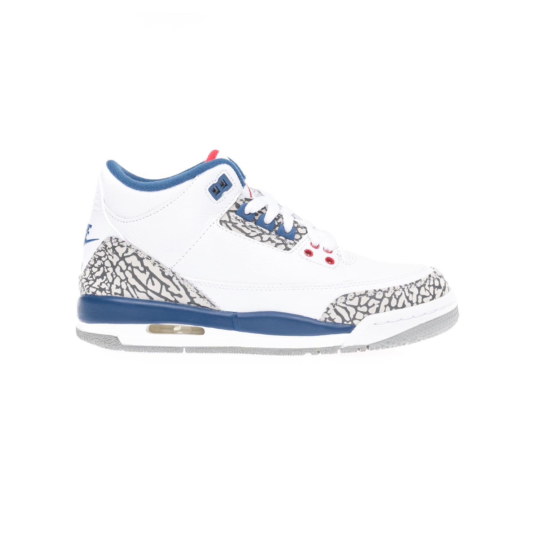 5fd0c2cd7ff Factoryoutlet NIKE – Παιδικά παπούτσια NIKE AIR JORDAN 3 RETRO OG BG άσπρα