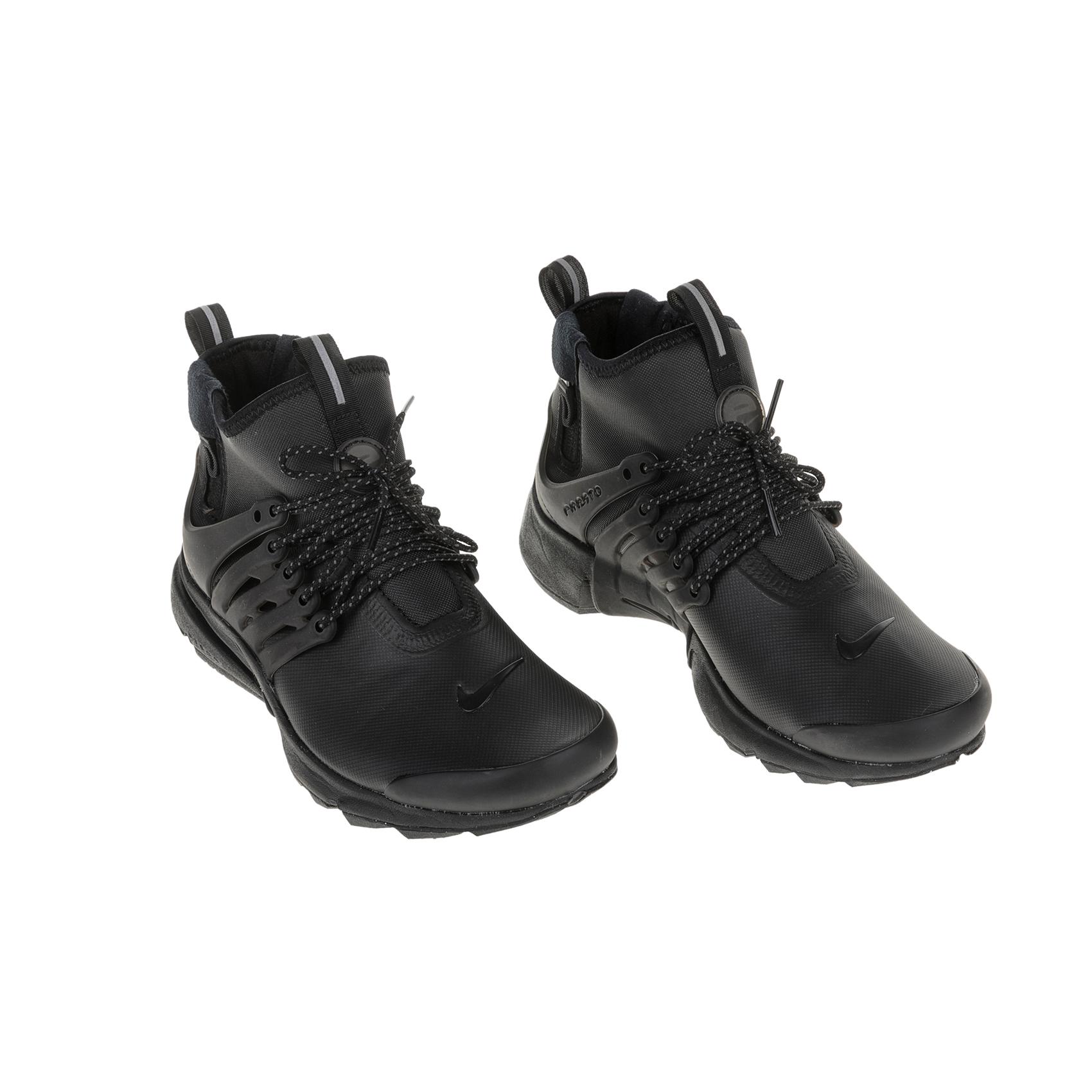 f18ccb736ec NIKE - Ανδρικά αθλητικά παπούτσια AIR PRESTO MID UTILITY μαύρα ...