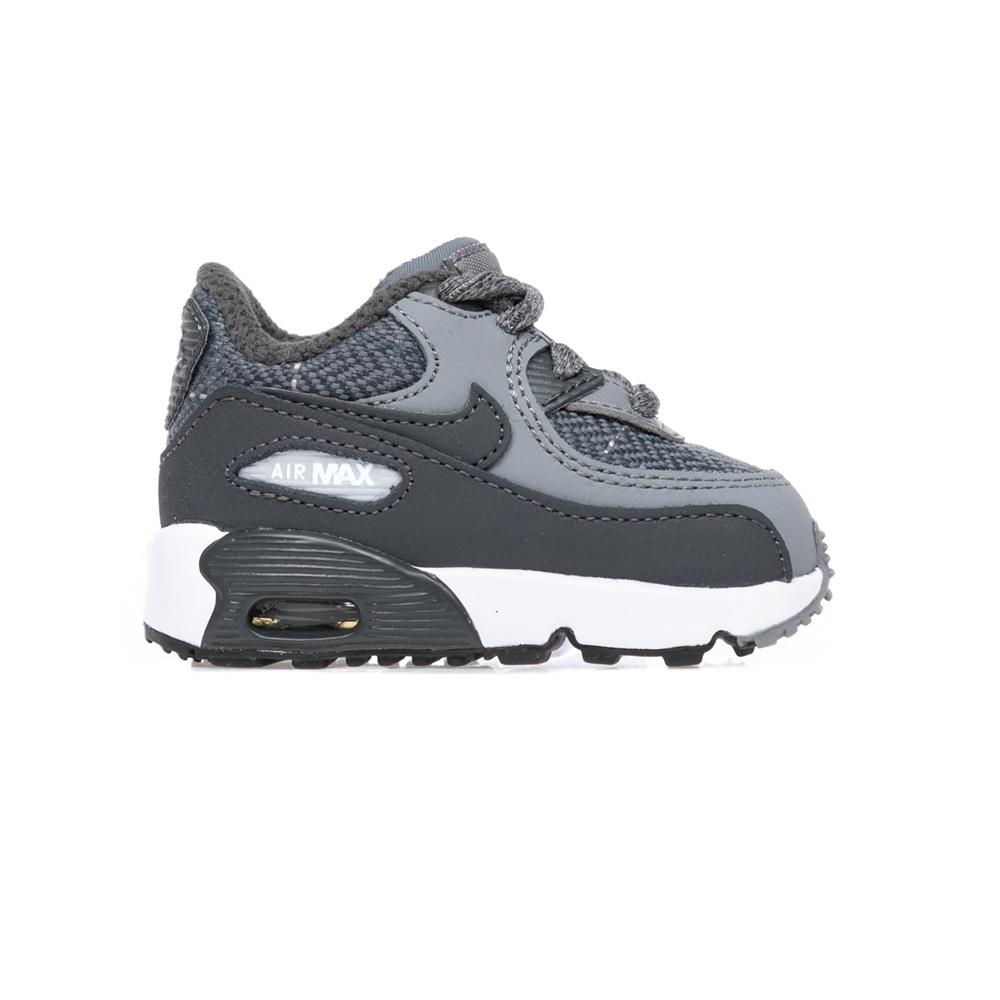 NIKE – Αθλητικά παπούτσια βρεφικά AIR MAX 90 SE LTR γκρι