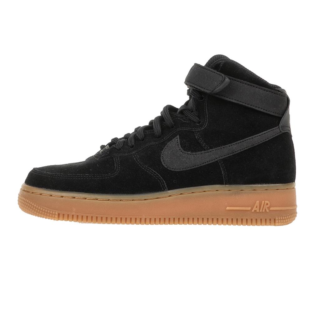 NIKE – Γυναικεία sneakers Nike Air Force 1 Hi SE μαύρα