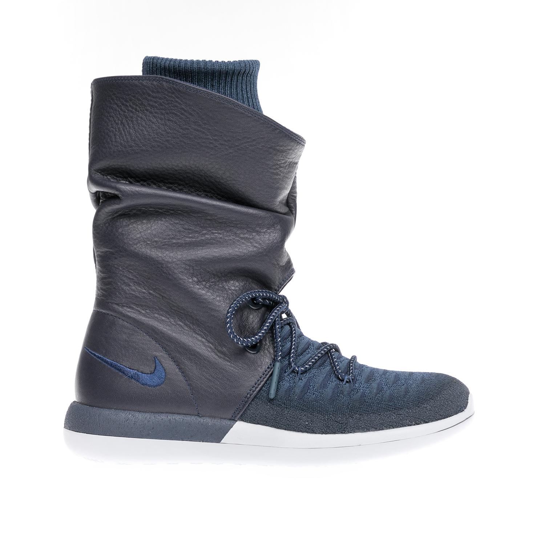 NIKE – Αθλητικά παπούτσια NIKE ROSHE TWO HI FLYKNIT μπλε