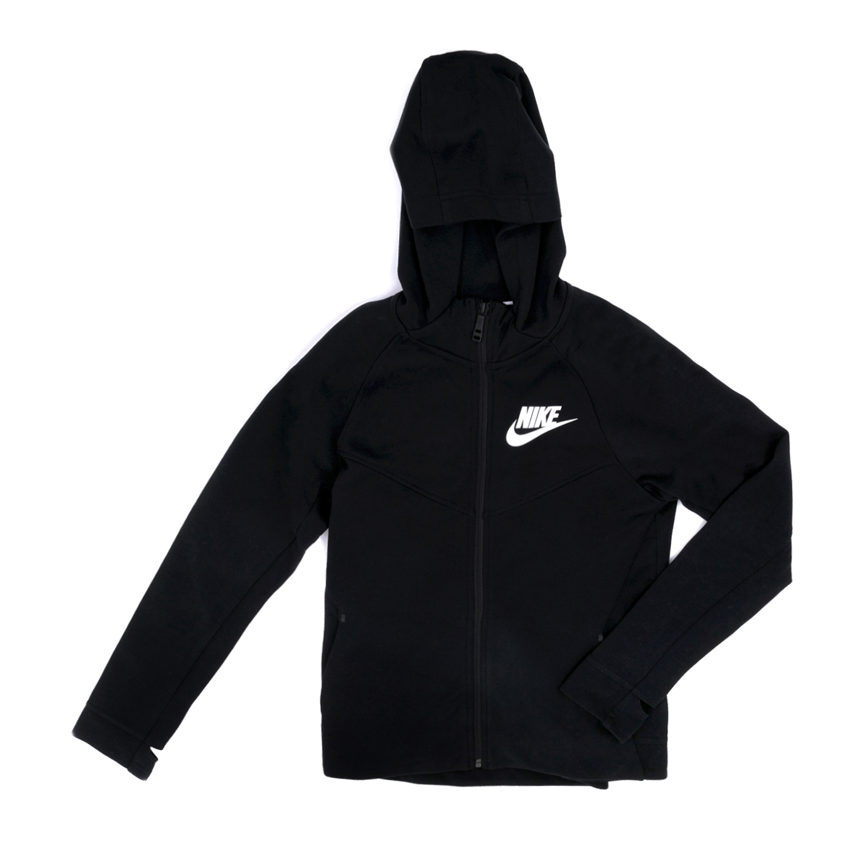 6fc188aa243 NIKE – Παιδική ζακέτα NIKE μαύρη – Online Ρούχα