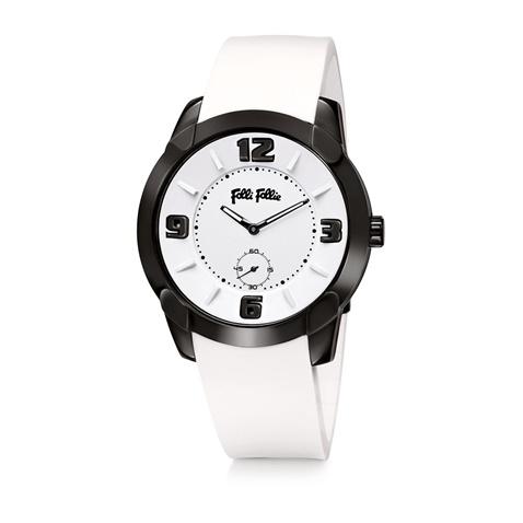 FOLLI FOLLIE-Γυναικείο ρολόι Folli Follie άσπρο