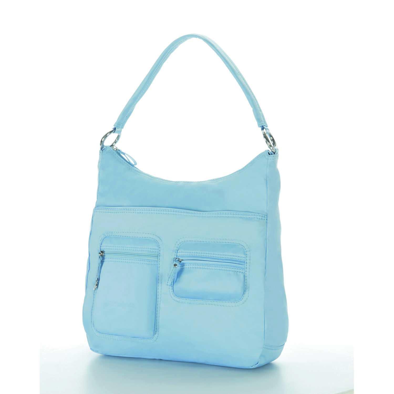 SAMSONITE - Γυναικεία τσάντα MOVE 2 IN 1 HOBO/BACKPACK γαλάζια γυναικεία αξεσουάρ τσάντες σακίδια ωμου