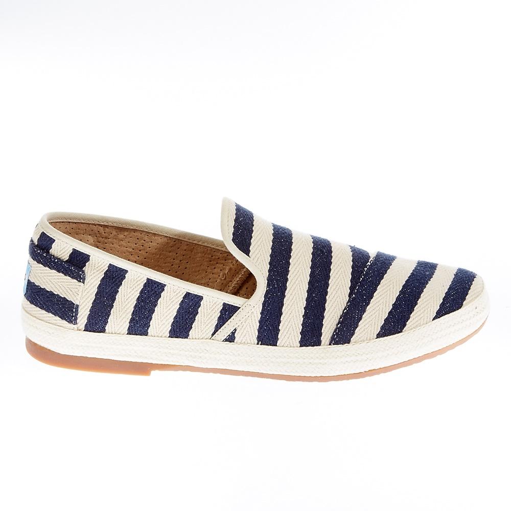 TOMS – Ανδρικά παπούτσια TOMS μπλε-λευκά