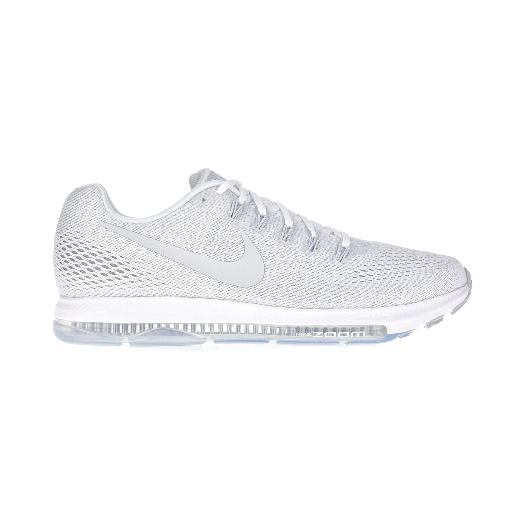 NIKE – Ανδρικά αθλητικά παπούτσια NIKE ZOOM ALL OUT LOW λευκά