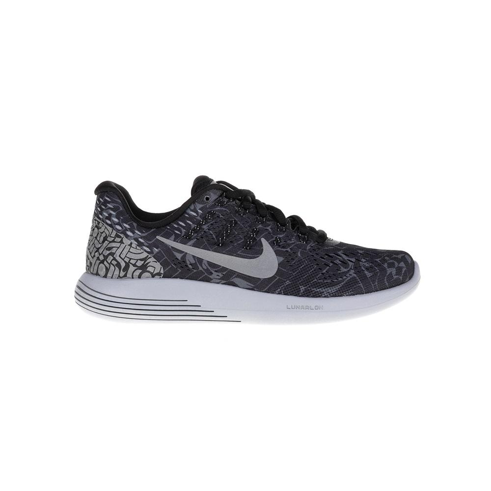 NIKE – Γυναικεία παπούτσια NIKE LUNARGLIDE 8 ROSTARR μαύρα-ασημί