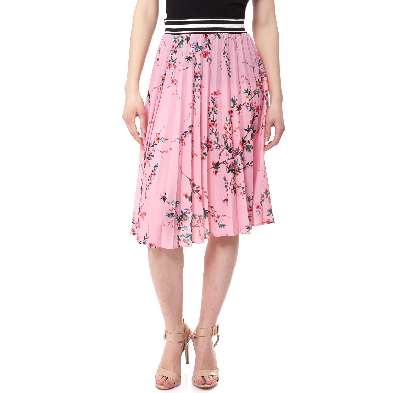GUESS - Γυναικεία φούστα Guess ροζ be3a8d736f6