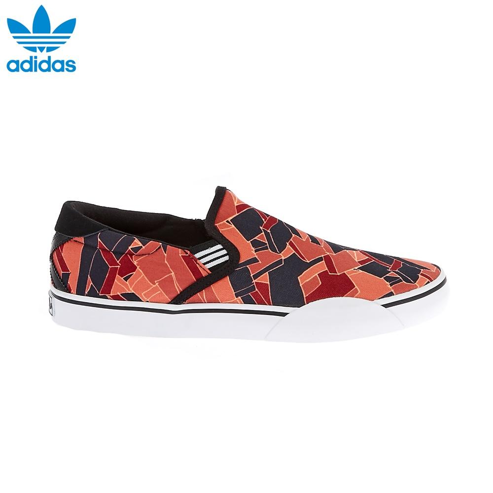 official photos 9fe6f c51b4 adidas – Ανδρικά παπούτσια adidas GONZ SLIP μπορντώ-μαύρα