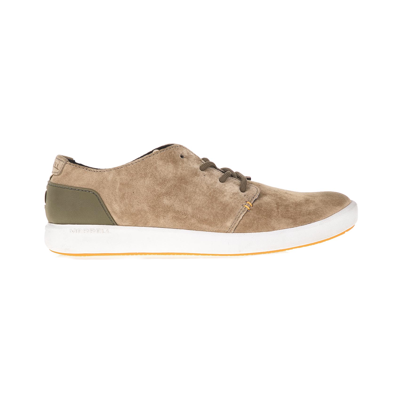 MERRELL – Ανδρικά παπούτσια FREEWHEEL BOLT LACE μπεζ