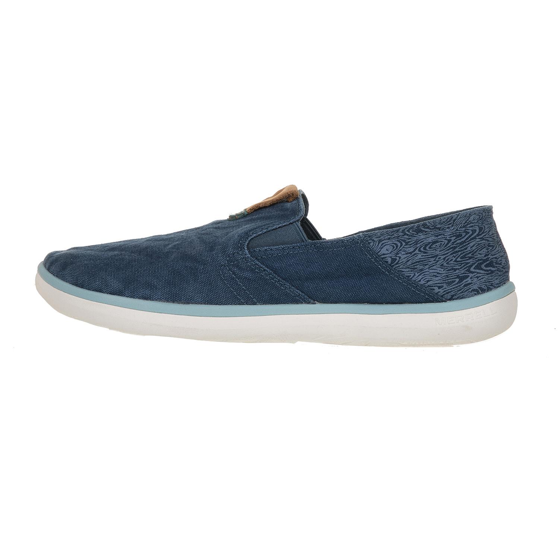MERRELL – Ανδρικά slip – on παπούτσια MERRELL μπλε