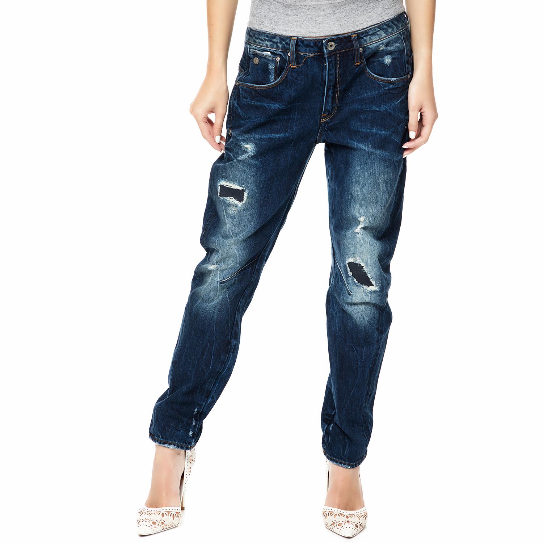 G-STAR RAW - Γυναικείο τζιν παντελόνι G-STAR RAW ARC 3D LOW BOYFRIEND μπλε σκούρο