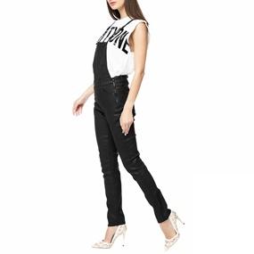 84f23118d7b8 G-STAR RAW. Γυναικεία τζιν σαλοπέτα G-STAR RAW 3301 HW Skinny μαύρη