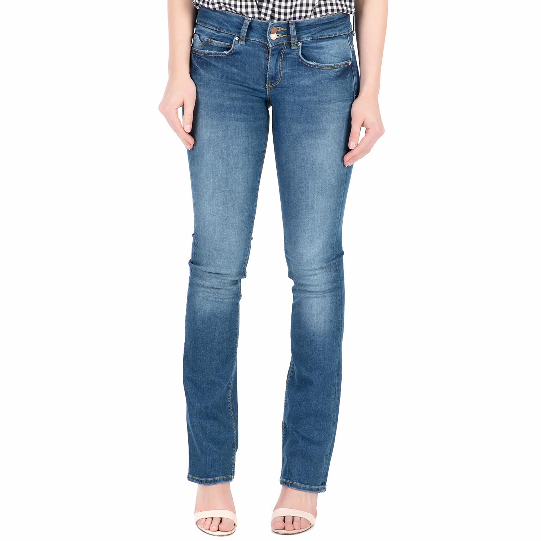 b3542126503a GUESS - Γυναικείο τζιν παντελόνι Guess JAVE GENTLE BREEZE μπλε ...