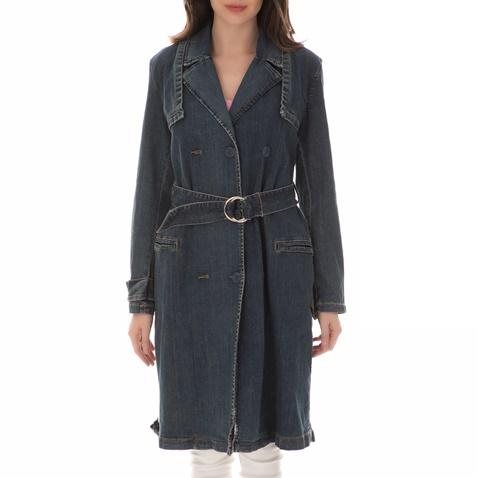 e260e124177c Γυναικεία καπαρντίνα τζιν GUESS LINDA μπλε (1509066.0-0012 ...