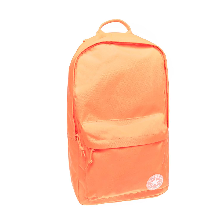 CONVERSE - Σακίδιο πλάτης CONVERSE πορτοκαλί γυναικεία αξεσουάρ τσάντες σακίδια αθλητικές