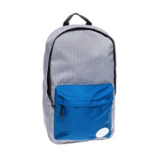 CONVERSE-Σακίδιο πλάτης CONVERSE μπλε-γκρι