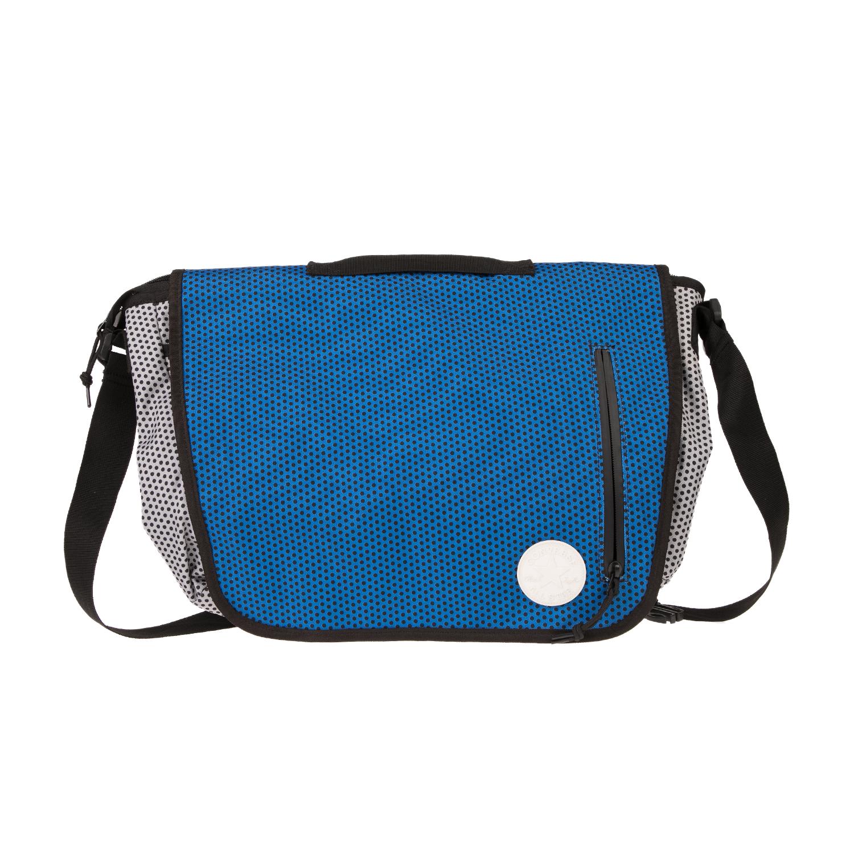 CONVERSE - Unisex τσάντα χιαστί CONVERSE μπλε γυναικεία αξεσουάρ τσάντες σακίδια χιαστί   cross body