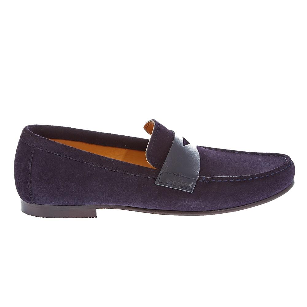 PASTORET - Ανδρικά παπούτσια Pastoret μπλε