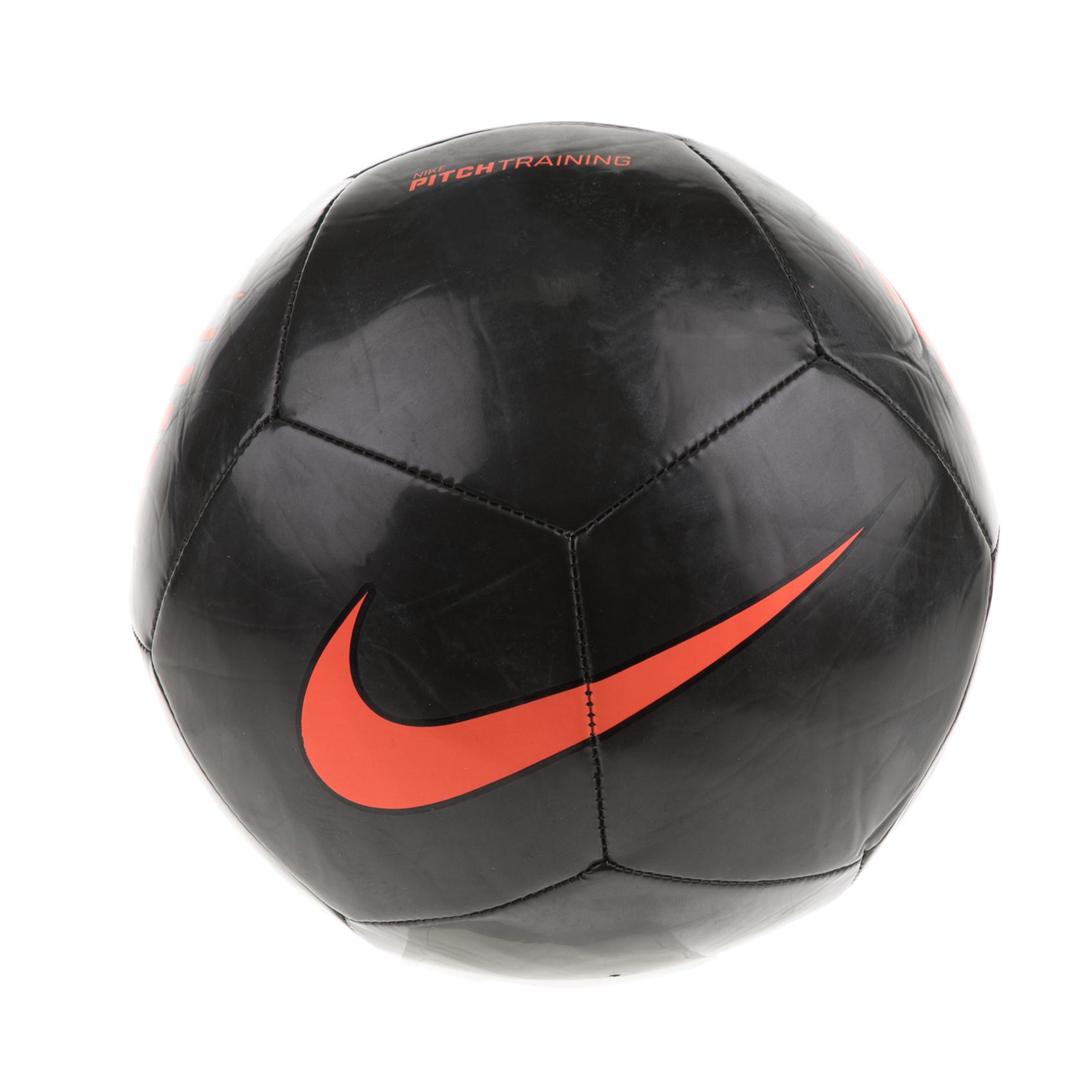 NIKE - Μπάλα ποδοσφαίρου Nike PTCH TRAIN μαύρη γυναικεία αξεσουάρ αθλητικά είδη μπάλες