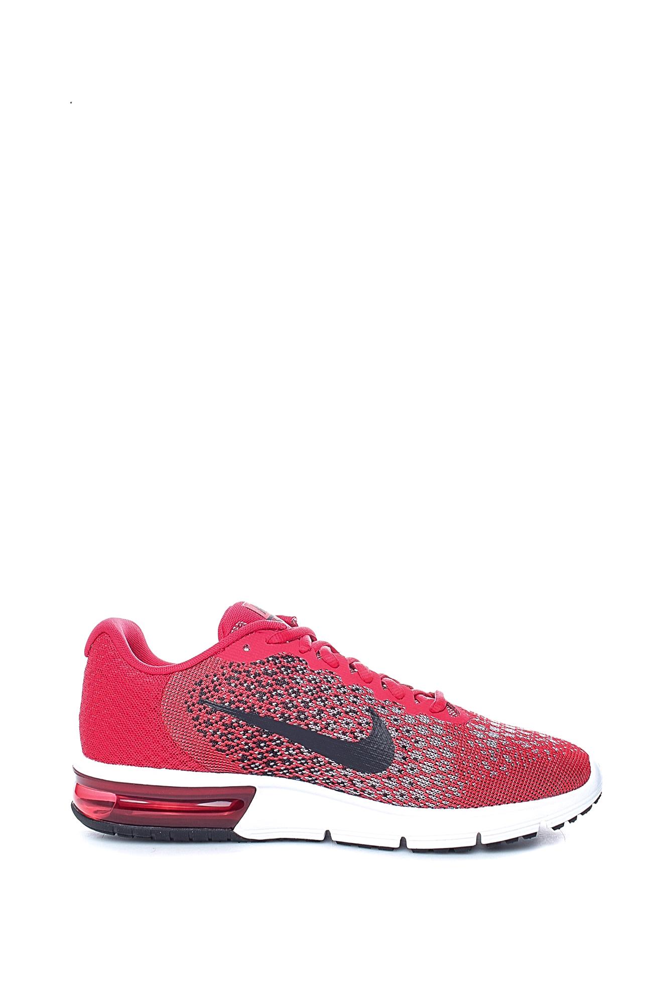 NIKE – Ανδρικά παπούτσια για τρέξιμο Nike Air Max Sequent 2 κόκκινα.  Factoryoutlet ccd8385a0b4