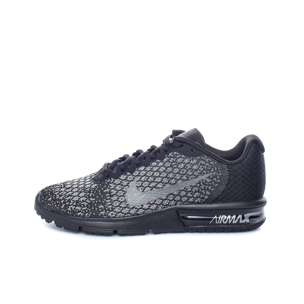 NIKE – Ανδρικά παπούτσια NIKE AIR MAX SEQUENT 2 μαύρα