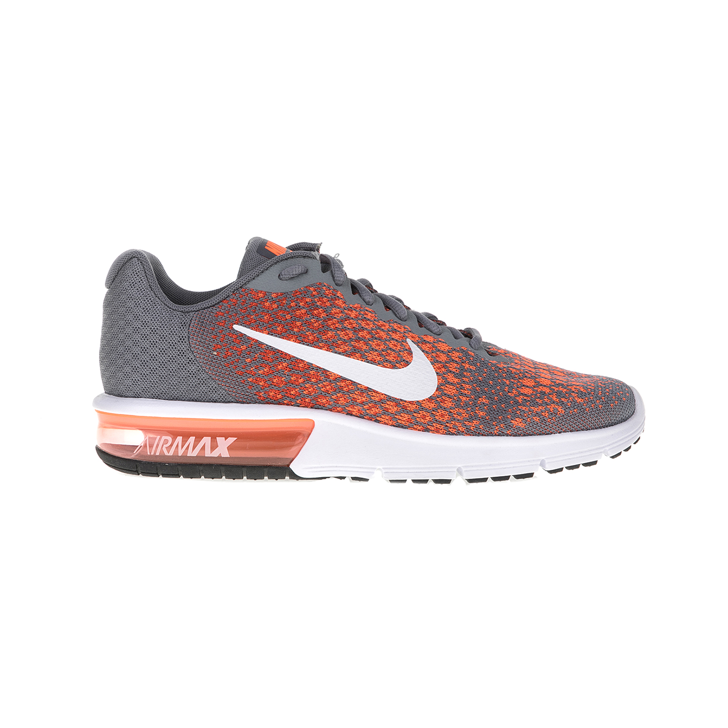 69d236d713f NIKE – Ανδρικά αθλητικά παπούτσια Nike AIR MAX SEQUENT 2 γκρι. Factoryoutlet