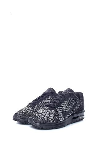 NIKE. Γυναικεία αθλητικά παπούτσια Nike AIR MAX SEQUENT 2 μαύρα - λευκά 394c6c41a53