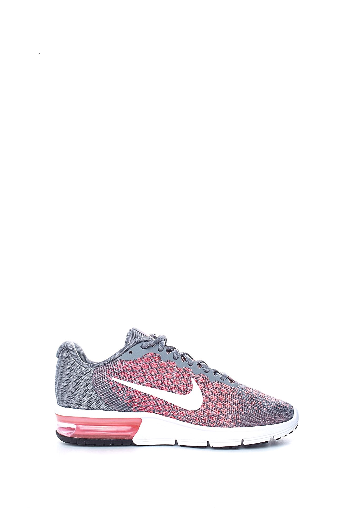 25e74daa01 NIKE – Γυναικεία αθλητικά παπούτσια Nike AIR MAX SEQUENT 2 γκρι – ροζ