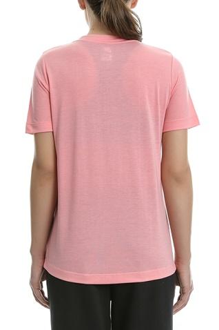 NIKE-Γυναικεία κοντομάνικη μπλούζα Nike ροζ