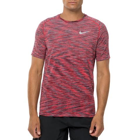 0b64999a4980 Ανδρική αθλητική κοντομάνικη μπλούζα Nike DF KNIT κόκκινη-μαύρη  (1512932.1-304b)