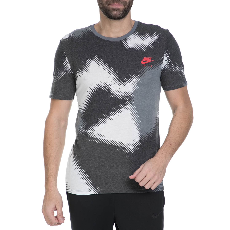 NIKE - Κοντομάνικη μπλούζα Nike με μοτίβο ανδρικά ρούχα αθλητικά t shirt