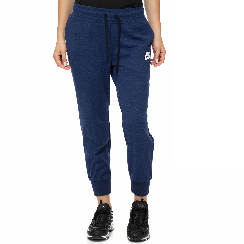 NIKE - Γυναικείο παντελόνι φόρμας NIKE NSW AV15 PANT KNT μπλε