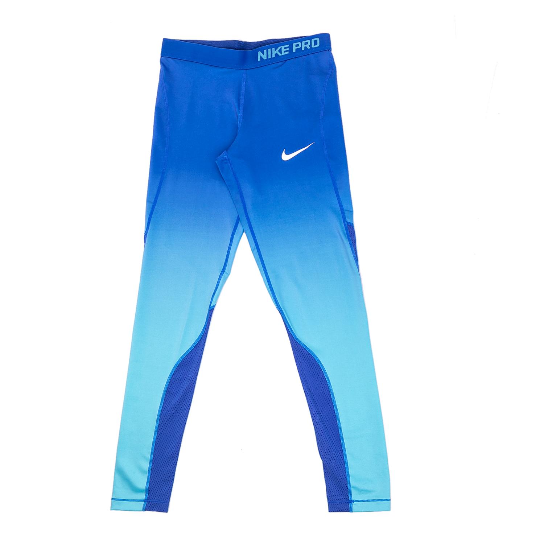 NIKE – Κοριτσίστικο μακρύ κολάν Nike μπλε
