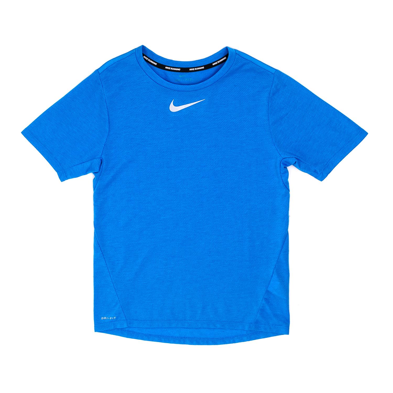 NIKE - Αγορίστικη κοντομάνικη μπλούζα Nike μπλε a736b96a6d3