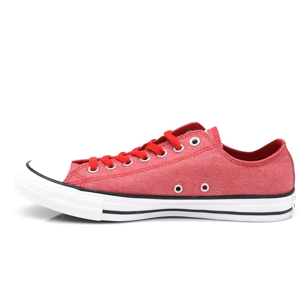 5e6dc8e0982 CONVERSE - Unisex παπούτσια Chuck Taylor All Star Ox κόκκινα ...