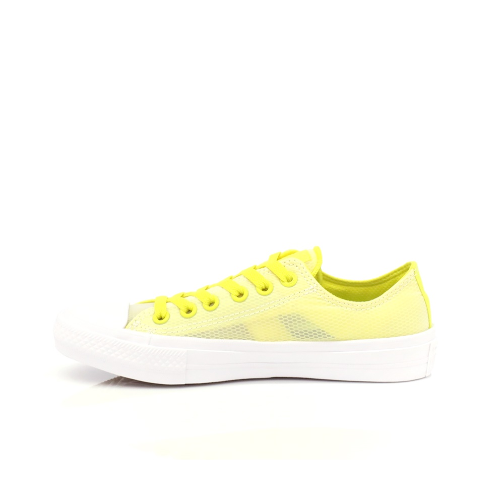 CONVERSE – Unisex παπούτσια Chuck Taylor All Star II Ox κίτρινα