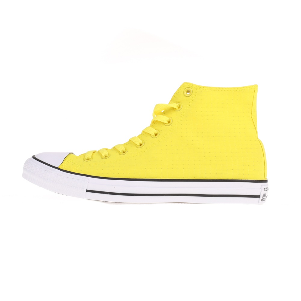 CONVERSE – Unisex παπούτσια Chuck Taylor All Star Hi κίτρινα