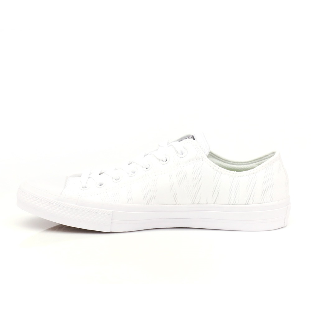 CONVERSE – Unisex παπούτσια Chuck Taylor All Star II Ox λευκά