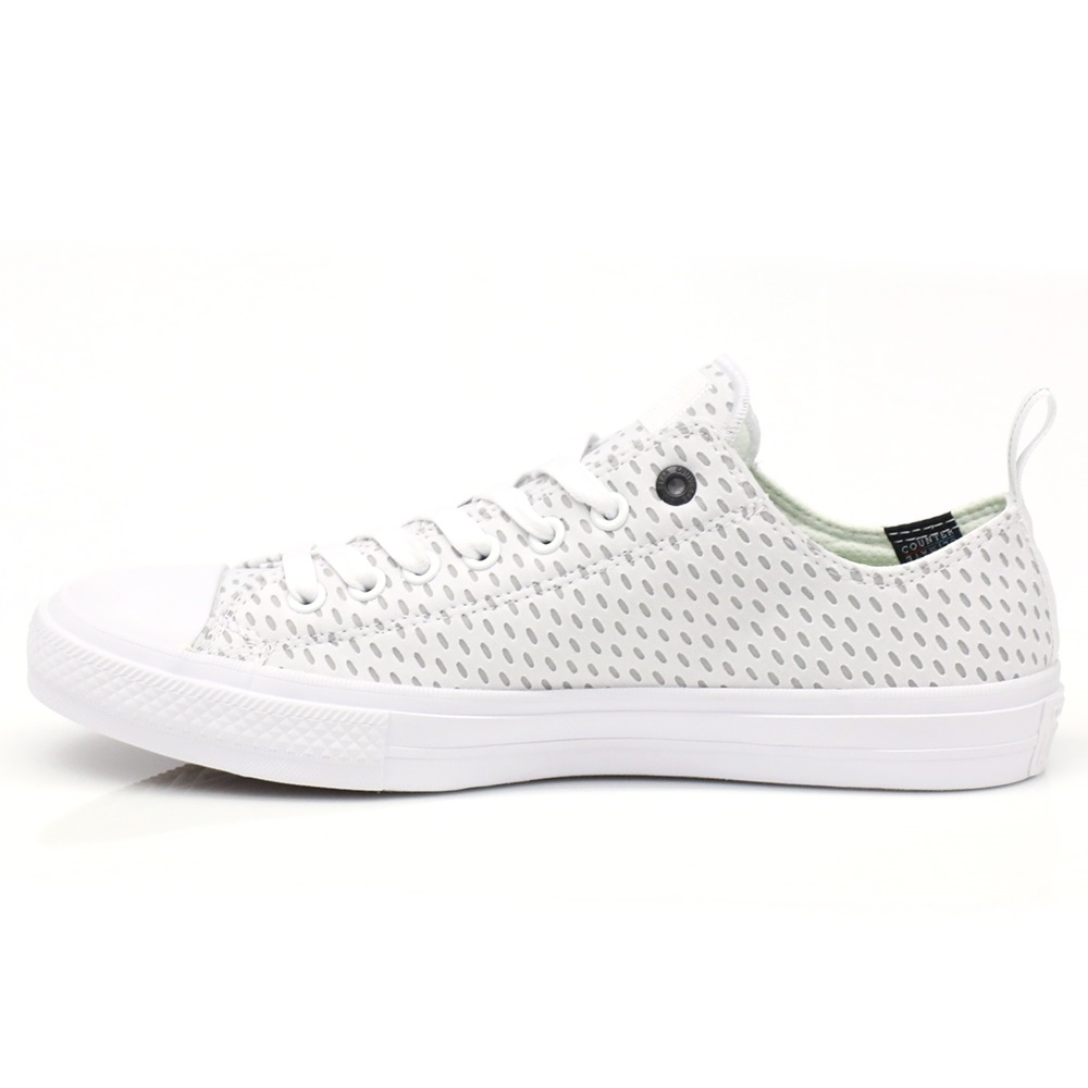 CONVERSE – Unisex παπούτσια Chuck Taylor All Star Ox λευκά