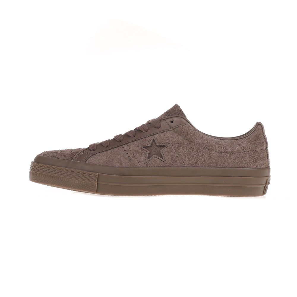 CONVERSE – Unisex sneakers CONVERSE One Star Ox καφέ