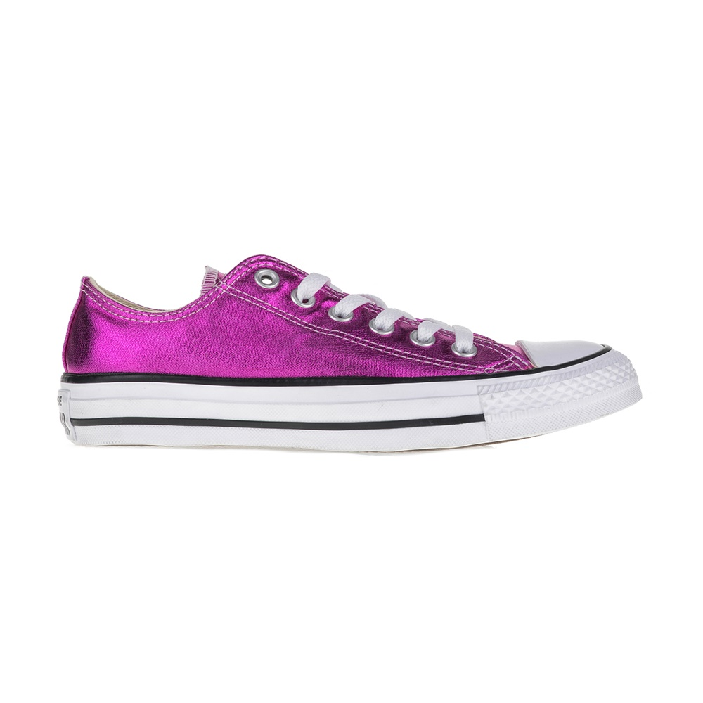 CONVERSE – Unisex παπούτσια Chuck Taylor All Star Ox μεταλλικό μοβ