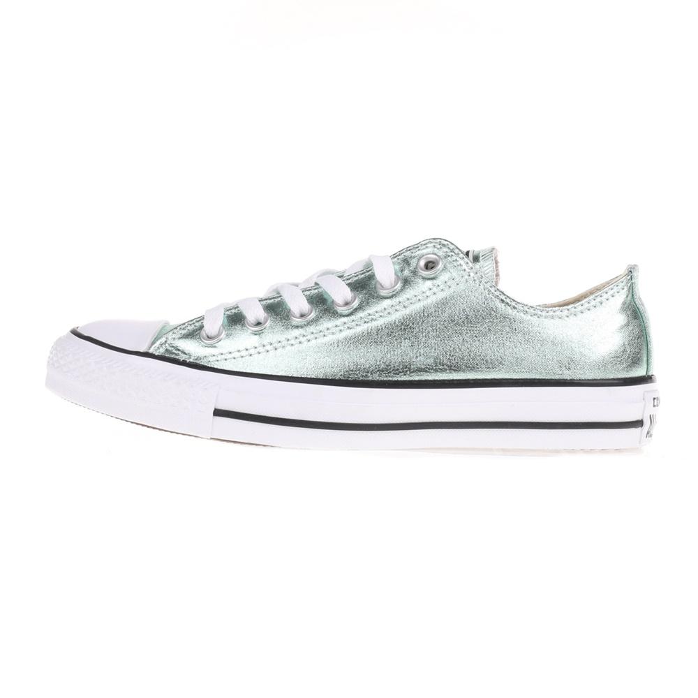 CONVERSE – Unisex sneakers Chuck Taylor All Star Ox μεταλλικό πράσινο